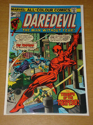 Daredevil #126 Marvel Comic Near Mint Condition October 1975