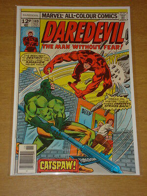 Daredevil #149 Marvel Comic Near Mint Condition November 1977