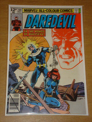 Daredevil #160 Marvel Comic Near Mint Miller Daredevil September 1979