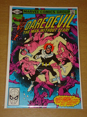 Daredevil #169 Marvel Comic Near Mint Miller Daredevil March 1981