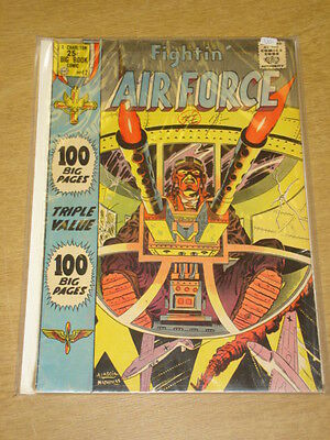 Fightin' Air Force #12 Vg (4.0) Charlton Comics 100 Pages 1958