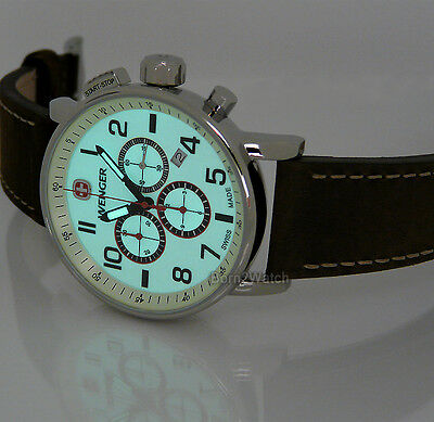 Commando Watch With Compass