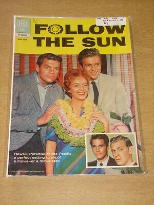 Follow The Sun #1 Vg (4.0) Dell Comics July 1962