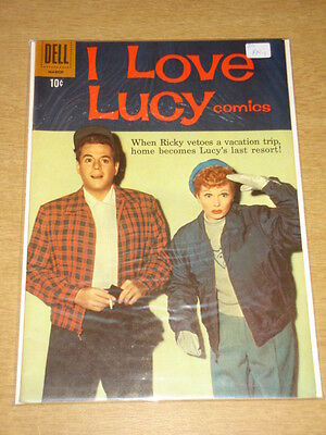 I Love Lucy #30 Fn+ (6.5) Dell Comics January 1961