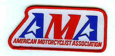 CAFÉ RACER ROCKERS 59 TON-UP BOYS PATCH: AMA American Motorcycle Association