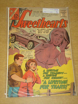 Sweethearts Vol2 #88 G/vg (3.0) Charlton Comics August 1966