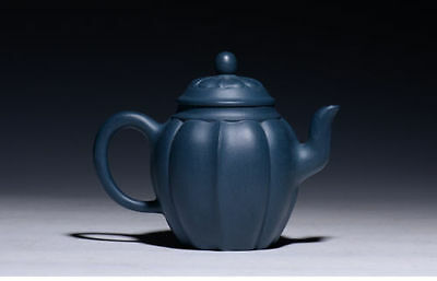 Elegant Pure Manual Yixing Zisha Teapot Top Grade Aaaa