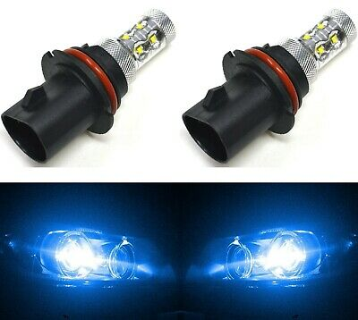 LED 30W 9007 HB5 White 5000K Two Bulbs Head Light Replace Show Use Off Road