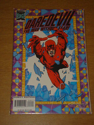 Daredevil #348 Marvel Comic Near Mint Condition January 1996