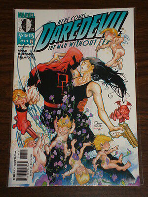 Daredevil Man Without Fear #11 Vol2 Marvel May 2000