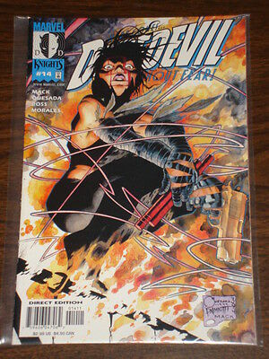 Daredevil Man Without Fear #14 Vol2 Marvel March 2001