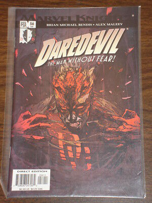 Daredevil Man Without Fear #56 Vol2 Marvel March 2004