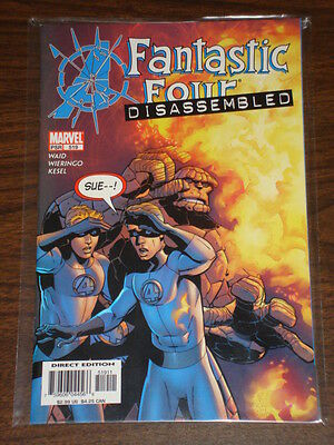 Fantastic Four #519 Vol1 Marvel Comics Ff Thing December 2004