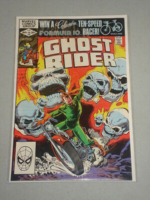 Ghost Rider #65 Vol 1 Marvel Comics February 1982