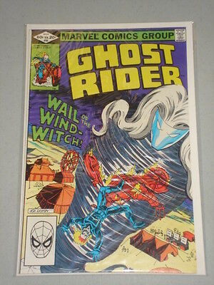Ghost Rider #66 Vol 1 Marvel Comics March 1982