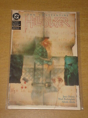 Hellblazer #18 Vol 1 Dc Vertigo Comic John Constantine May 1989