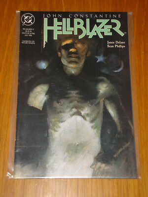 Hellblazer #31 Vol 1 Dc Vertigo Comic John Constantine July 1990