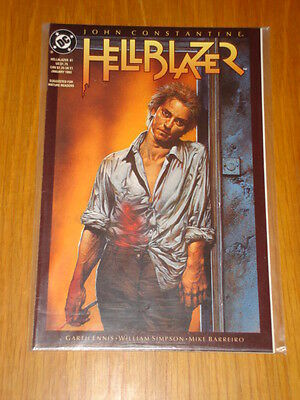 Hellblazer #61 Vol 1 Dc Vertigo Comic John Constantine January 1993
