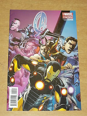 Avengers New #16 Nm (9.4) Marvel Now Variant Edition May 2014