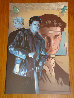 Buffy The Vampire Slayer Angel #27 Ri Virgin Cover 2009 Idw