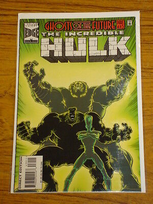 Incredible Hulk #439 Vol1 Marvel Comics March 1996