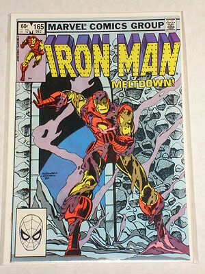 Ironman #165 Vol1 Marvel Comics Scarce December 1982