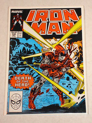 Ironman #230 Vol1 Marvel Comics Armour Wars May 1988