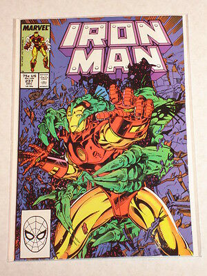Ironman #237 Vol1 Marvel Comics December 1988