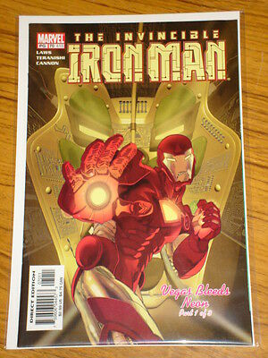 Ironman #70 Vol3 The Invincible Marvel Comics September 2003