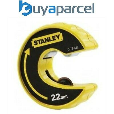 Stanley Auto Pipe Cutter 2mm Automatic Copper Tube Cutter 0-70-446 STA070446