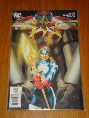Justice Society Of America #81 Vol 1 Dc Comic Jsa March 2006