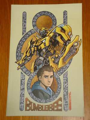 Transformers Tales Of The Fallen #1 Ri Cover 2009 Idw Alex Milne