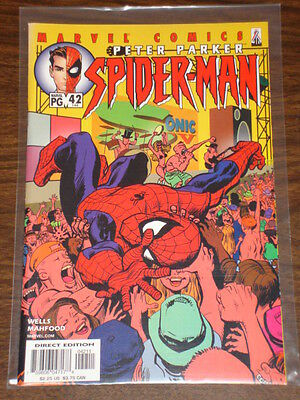 Spiderman Peter Parker #42 Vol1 Marvel Comics June 2002