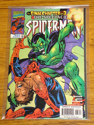 Spiderman Spectacular #263 Vol1 Marv Scarce Final Issue November 1998