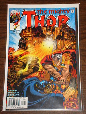 Thor #18 Vol2 The Mighty Marvel Comics December 1999