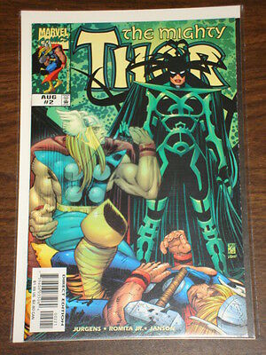 Thor #2 Vol2 The Mighty Variant Marvel Comics August 1998