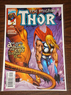 Thor #24 Vol2 The Mighty Marvel Comics June 2000