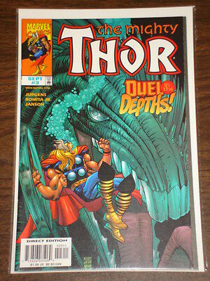 Thor #3 Vol2 The Mighty Marvel Comics September 1998
