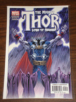 Thor #54 Vol2 The Mighty Marvel Comics November 2002