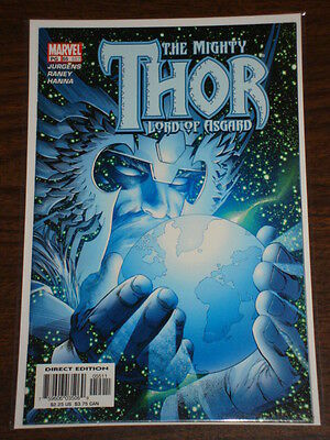 Thor #55 Vol2 The Mighty Marvel Comics December 2002