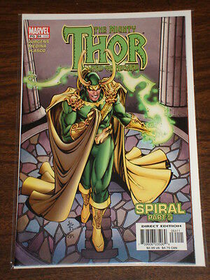 Thor #64 Vol2 The Mighty Marvel Comics July 2003