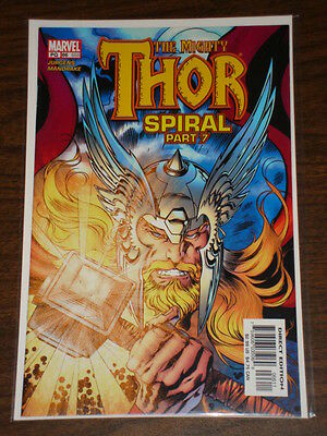 Thor #66 Vol2 The Mighty Marvel Comics September 2003