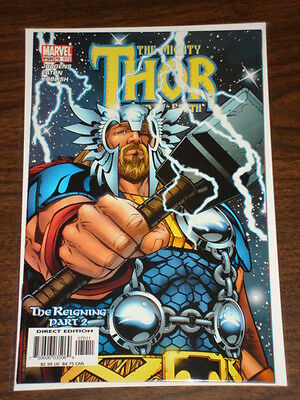 Thor #70 Vol2 The Mighty Marvel Comics December 2003