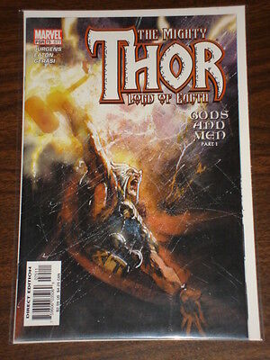 Thor #75 Vol2 The Mighty Marvel Comics May 2004