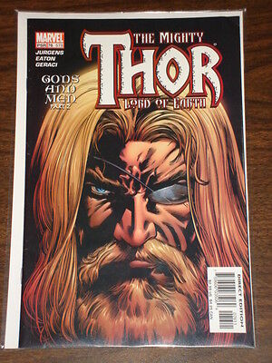 Thor #76 Vol2 The Mighty Marvel Comics May 2004