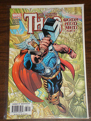 Thor #78 Vol2 The Mighty Marvel Comics July 2004