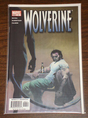 Wolverine #6 Vol3 Marvel Comics December 2003