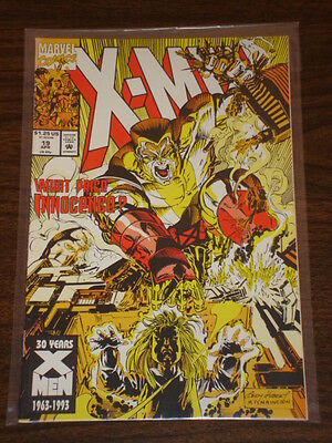 X-Men #19 Vol2 Marvel Comics Wolverine April 1993