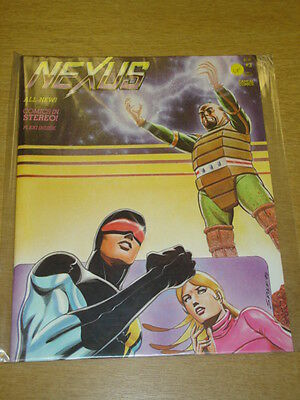 Nexus #3 Vf Capital Comics Us Magazine