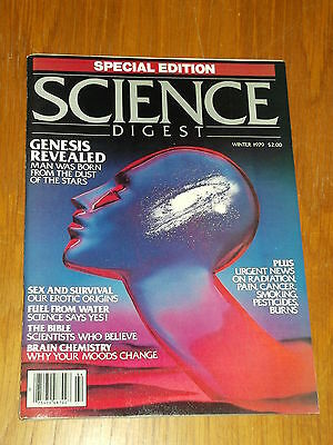 Science Digest Winter 1979 Special Edition Us Magazine~